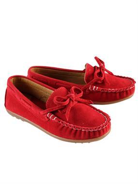 Barbone Erkek Çocuk Ayakkabı 26-30 Numara Kırmızı