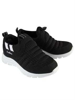 Callion Numbers 26-30 Boy Black Sneakers