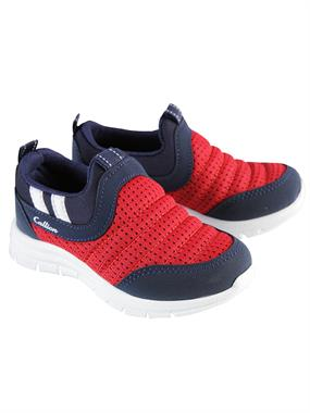 Callion 26-30 Boy Sneakers # Red
