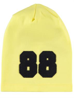 Albimama Abimm Yellow Beret 2-5 Years Child