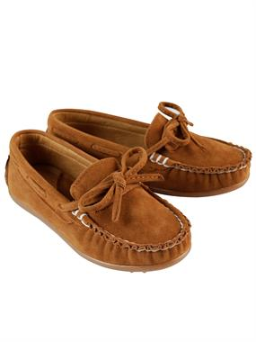 Barbone Boy Brown Shoes 26-30 Number