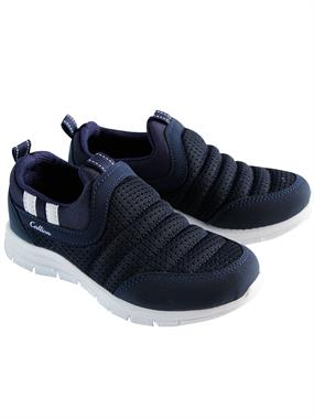 Callion Boy Navy Blue Sneakers 31-35 Number