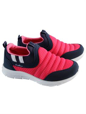 Callion Numbers 31-35 Girl Kids Sport Shoes Fuchsia