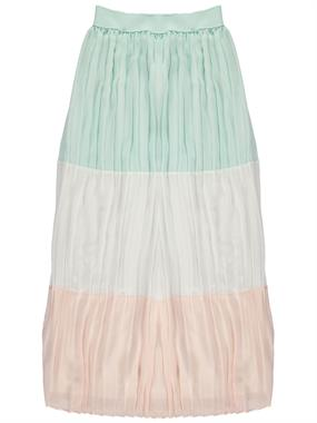 Civil Girls Powder Pleated Skirt Girl Age 6-9