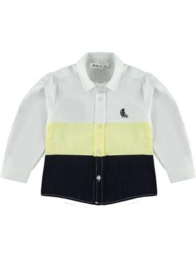 Civil Boys Yellow Shirt Boy 2-5 Years