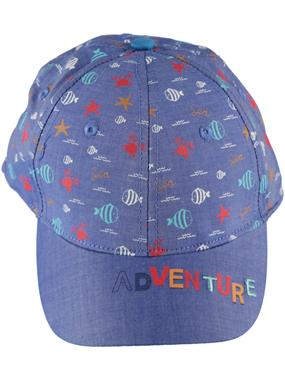 Kitti Hat Cap Boy's Tongue In Cheek, Ages 4-8
