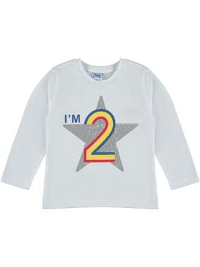 Civil Boys 2-5 Years Boy Gray Sweatshirt