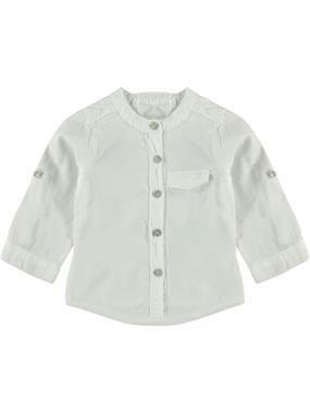 Civil Baby Girls 2-5 Years Child Girl Vest Ecru Civil
