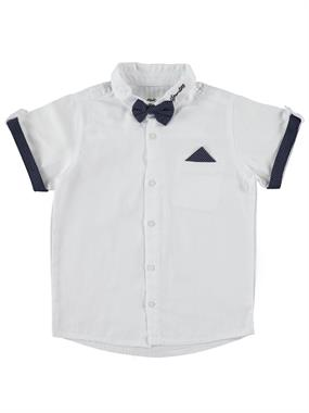 Civil Boys The Ages Of 6-9 White Boy With A Bow Tie Shirt