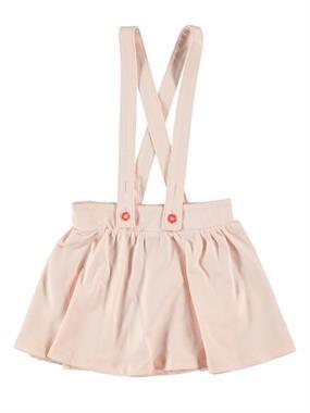 Cvl Powder Skirt Suspenders Boy Girl 2-5 Years