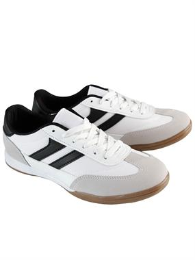 Sport Boy White Sneakers 36-39 Number