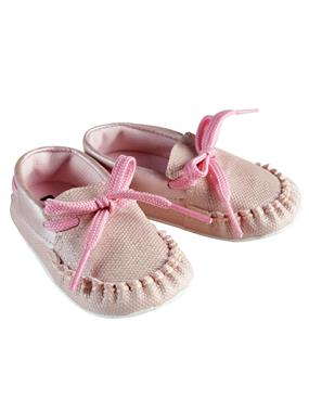 Funny Baby Baby Girl Pink Booties 16-19 Number