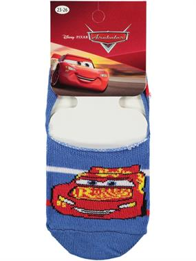 Cars Boy Socks Blue 5-9 Age Ballet Flats Saks