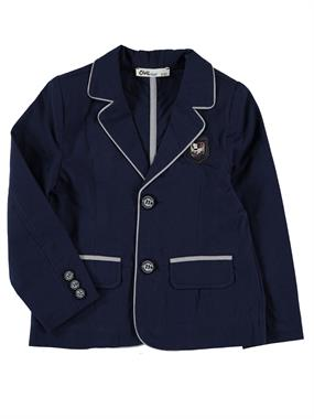 Civil Boys 2-5 Years Navy Blue Boy's Jacket