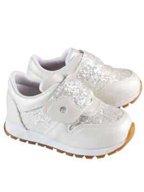 Missiva Girl Kids Sport Shoes Ecru 21-25 Number