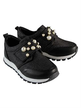 Missiva Numbers 26-30 Black Shoes Boy Girl