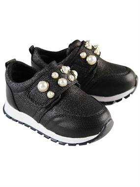 Missiva Numbers 21-25 Black Girl Kids Sport Shoes
