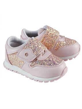 Missiva 21-25 Kids Shoes Girl Pink Sport Number