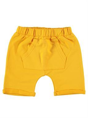 Civil Boys Kangaroo Pockets With 2-5 Years Of Ip Kapri Mustard Boy