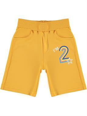 Civil Boys Boy Age 2-5 Mustard Capri