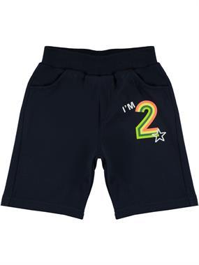 Civil Boys 2-5 Years Navy Blue Boy Capri