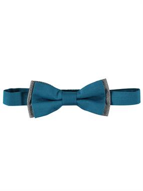 Civil Turquoise Bow Tie Boy