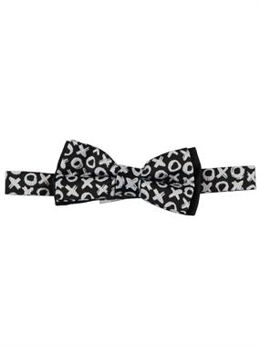 Civil Boy Bow Tie Black