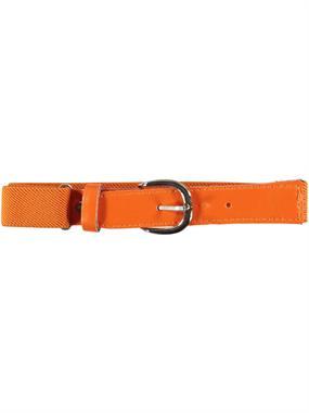 Civil Adjustable Rubber Belt Boys Age 1-8 Mustard
