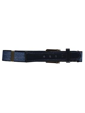 Civil Indigo Boy Boys The Ages Of 1-8 An Adjustable Rubber Belt