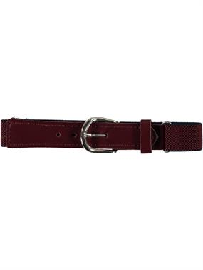 Civil Boy Boys The Ages Of 1-8 An Adjustable Rubber Belt Burgundy