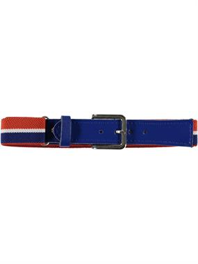 Civil Boy Blue Boys Age 1-8 Adjustable Rubber Belt Saks