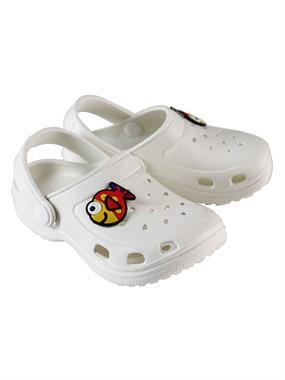 Civil 26-29 Boy Slippers White Number