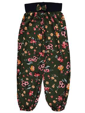 Civil Girls Khaki Elastic Pants Age 6-9 Girl Boy Trotting