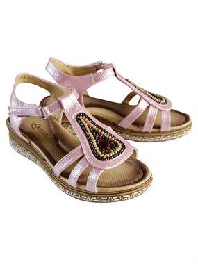 Missiva Powder Pink Sandals Girl 31-36 Number
