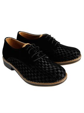 Civil Class Numbers 26-30 Classic Shoes Black
