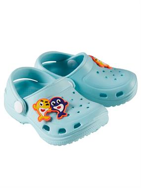 Civil Boys Chirping Baby Boy Blue Slippers 20-25 Number