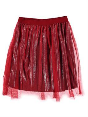 Civil Girls Gauzy Skirt Red Child Girl Age 6-9
