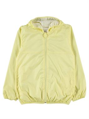 Civil Girls Yellow Hooded Raincoat Girl Age 10-13