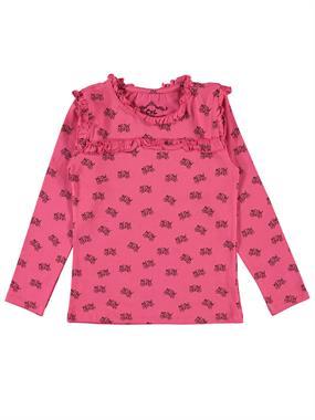 Cvl Age 6-9 Girl Kids Sweatshirt Fuchsia