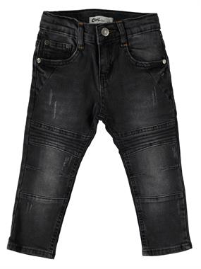 Civil Boys Boy Jeans Pants Held With Forceps 2-5 Years Smoked