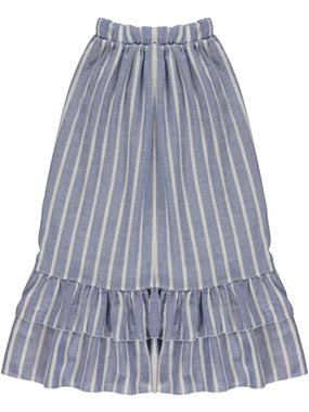 Civil Girls Saks Blue Skirt Girl Age 6-9