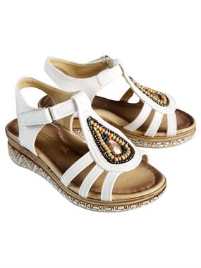 Missiva 26-30 Girl Sandals White Number