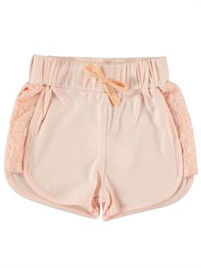 Civil Girls The Girl With The Boy Shorts Lace Powder Age 2-5