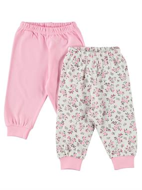 Misket Chirping baby girl's infant 2-Patiksiz only the sub-0-9 months Pink