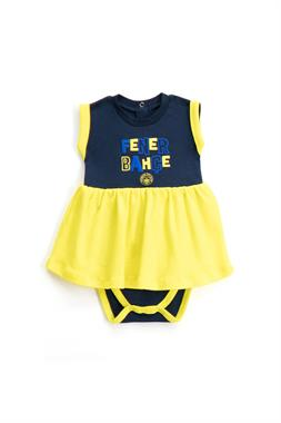 Fenerbahçe Baby Girl Navy Blue Body Licensed