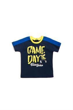 Fenerbahçe Baby Boy Licensed T-Shirt-Navy Blue
