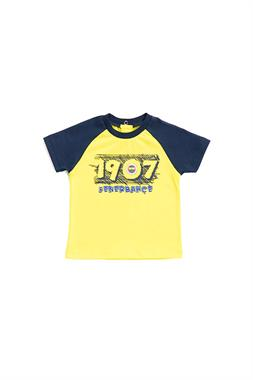 Fenerbahçe Baby Unisex Licensed T-Shirt Yellow