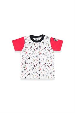 Beşiktaş Licensed Infant T-Shirt White