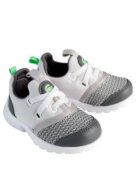 Sport Sports Men Boy Sport Shoes Gray 21-25 Number
