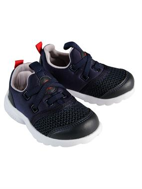 Sport Navy Blue Sports Men Boy Sport Shoes 21-25 Number